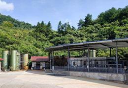 湖南省环保督察组到我司渗滤液项目现场检查工作