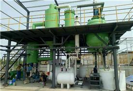 废酸回收应用